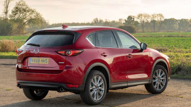 2019 Mazda CX-5 - rear static