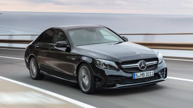 Mercedes-AMG C 43 - front action