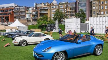 London Concours coach built Alfa Romeo