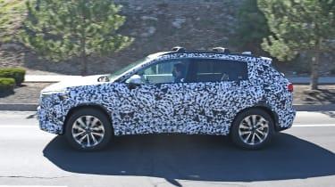 Toyota Corolla Cross SUV - side