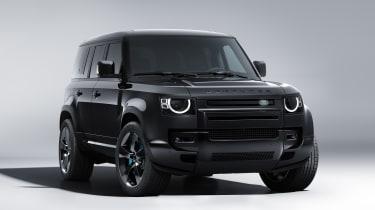 Land Rover Defender V8 Bond Edition - front