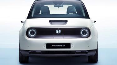 Honda e Prototype - full front