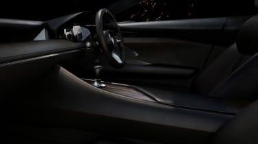Mazda Vision Coupe concept - interior