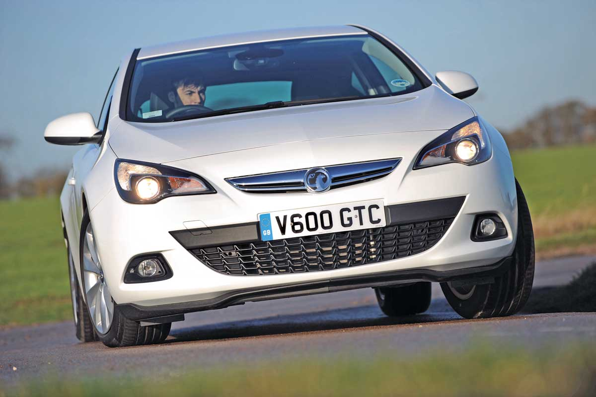 Vauxhall Astra GTC review | | Auto Express