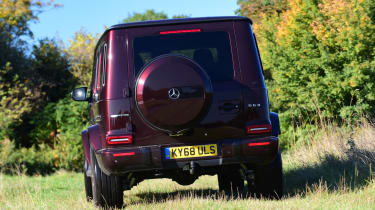 Mercedes-AMG G 63 - rear action