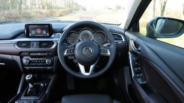 Mazda 6 2015 facelift
