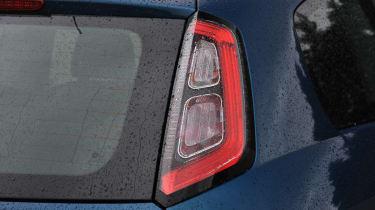 Fiat Punto lights