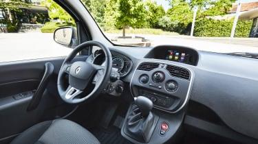 Best automatic vans -