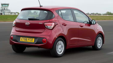 Kia Picanto vs Volkswagen up! vs Hyundai i10