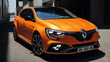 Renault Megane RS - front static