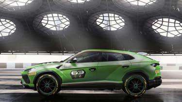 Lamborghini Urus ST-X - side