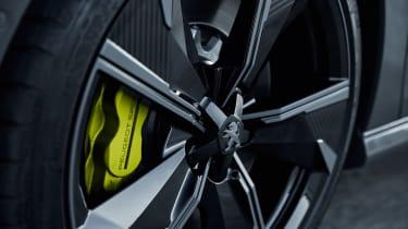 Peugeot 508 Sport Engineered concept - wheel