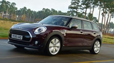MINI Clubman - front driving