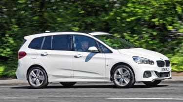 BMW 2 Series Gran Tourer - front