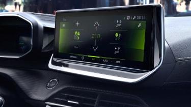 Peugeot 208 - infotainment