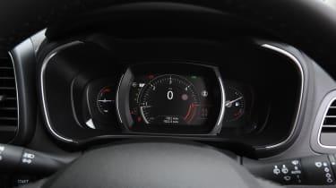 Renault Koleos - speedo