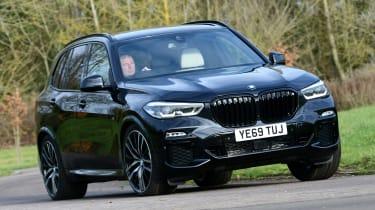 BMW X5 xDrive45e - front
