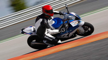 BMW S1000RR Sport review