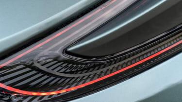 Aston Martin DB11 AMR - rear light