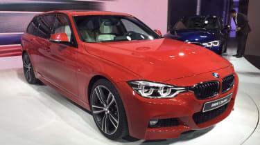 BMW 3 Series facelift - estate