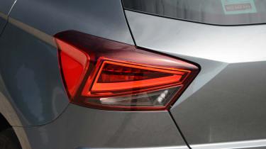 New SEAT Ibiza - rear light