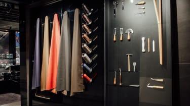 DS Westfield - fabrics