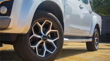 Isuzu D-Max Utah Luxe - wheel
