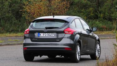 Ford Focus 1.0 EcoBoost Titanium rear
