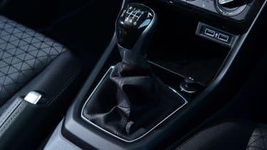 Volkswagen T-Cross - gear