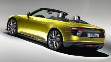 Audi R4 Spyder