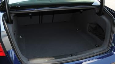 Audi S6 boot