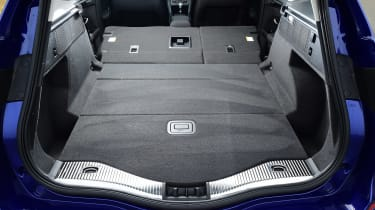 Ford Mondeo ST-Line Estate - boot seats down