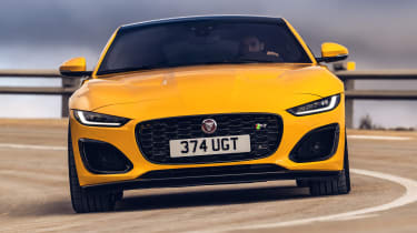 2020 Jaguar F-Type - front cornering