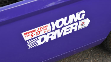 Kid Drivers - logo