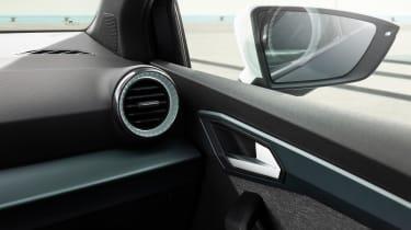 SEAT Arona facelift - interior