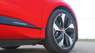 Jaguar I-Pace - wheel