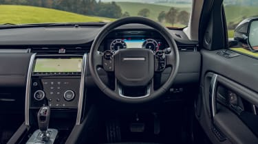 Land Rover Discovery Sport - interior
