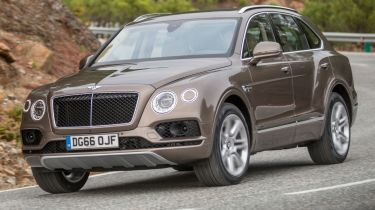 Best luxury cars - Bentley Bentayga