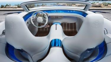 Vision Mercedes-Maybach 6 Cabriolet - dash