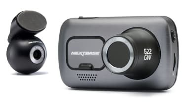 NextBase 622 and rear cam