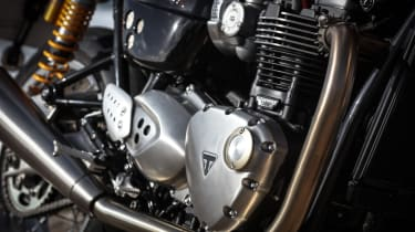 Triumph Thruxton R review - mechanicals