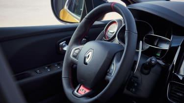 Renault Clio RS - dash