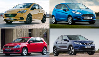 Best selling cars 2016
