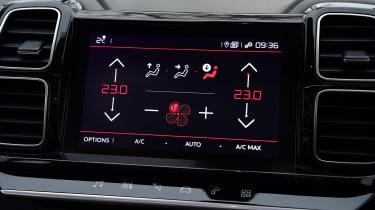 Citroen C5 Aircross - climate control