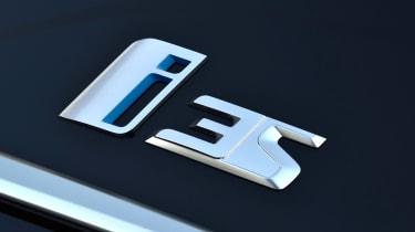 BMW i3s - i3s badge