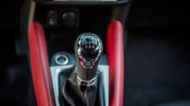 Nissan Micra 2017 petrol - gearlever