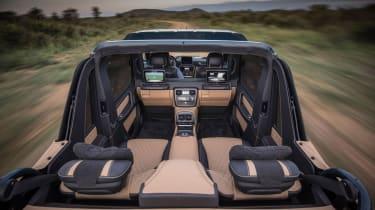Mercedes-Maybach G 650 Landaulet - driving