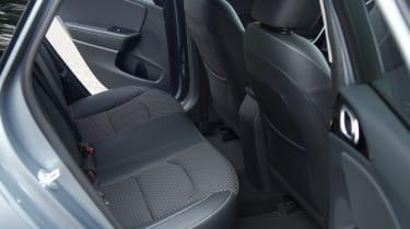 Kia Ceed SW - rear seats