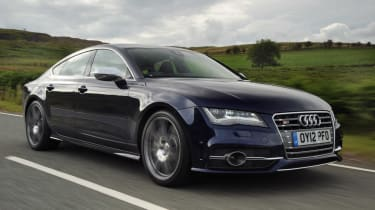 The S7 is the flagship model in the luxurious A7 range.