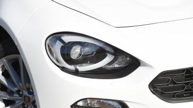 Fiat 124 Spider Headlight